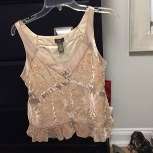 Tops - Dressy or casual tank top